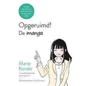 Marie Kondo Opgeruimd! De manga