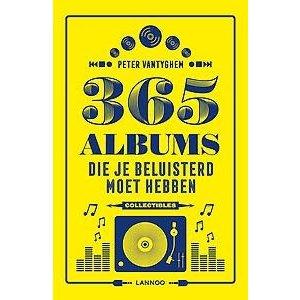 Peter Vantyghem 365 albums die je beluisterd moet hebben