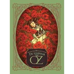 Benjamin Lacombe De tovenaar van Oz