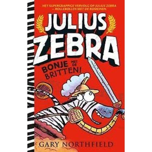 Gary Northfield Julius Zebra 2 - Bonje met de Britten