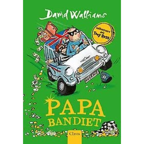 David Walliams Papa bandiet