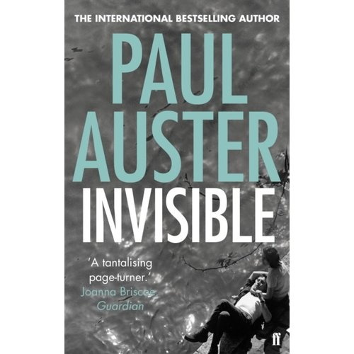 Paul Auster Invisible