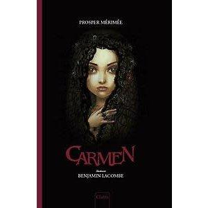 Benjamin Lacombe Carmen