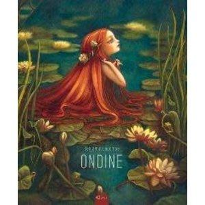 Benjamin Lacombe Ondine
