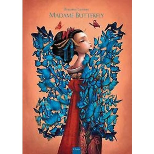 Benjamin Lacombe Madame Butterfly