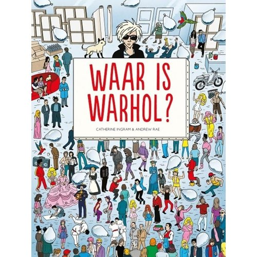 Catherine Ingram Waar is Warhol?