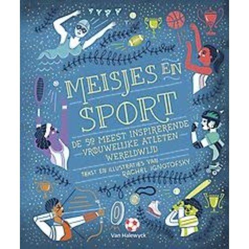 Rachel Ignotofsky Meisjes en sport