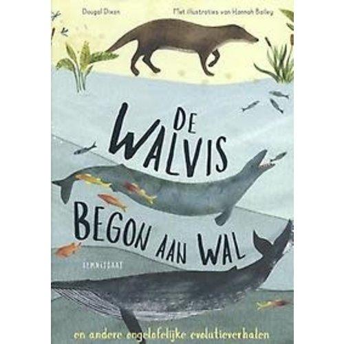 Dougal Dixon De walvis begon aan wal