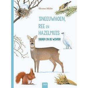 Sneeuwhoen, ree en hazelmuis: Dieren in de winter