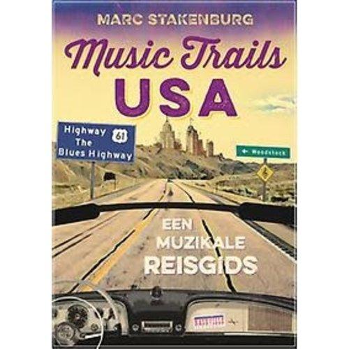 Marc Stakenburg Music Trails USA
