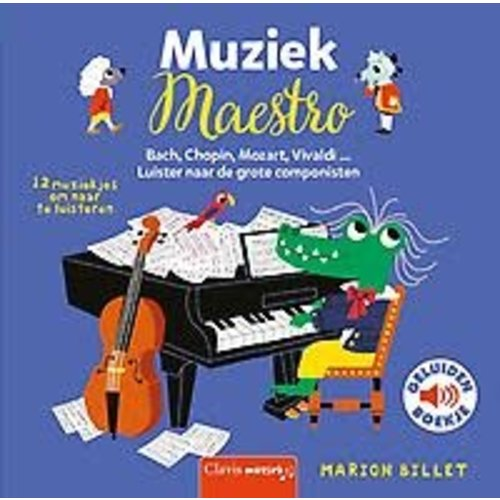 Marion Billet Muziek Maestro