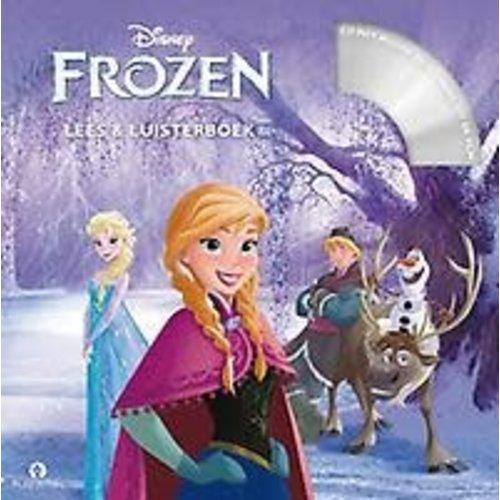 Disney Frozen lees en luisterboek