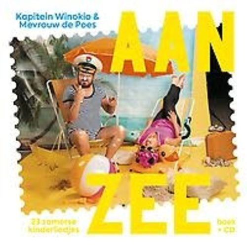 Kapitein Winokio Kapitein Winokio & Mevrouw de poes: Aan Zee