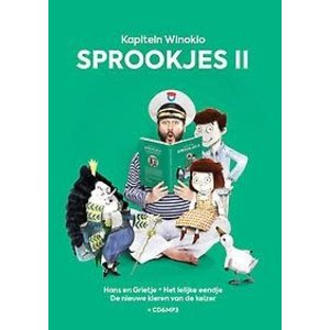 Kapitein Winokio Kapitein Winokio Sprookjes 2