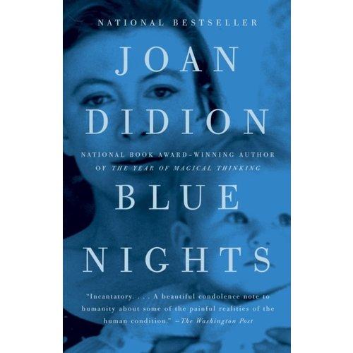 Joan Didion Blue Nights
