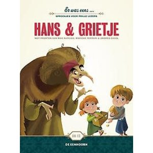 Hans & Grietje: Leren lezen
