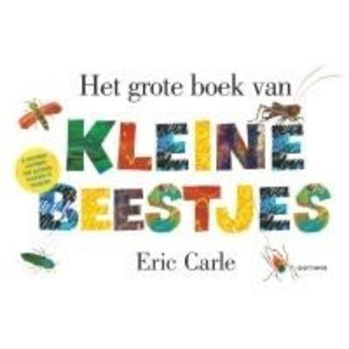 Eric Carle Grote boek van kleine beestjes