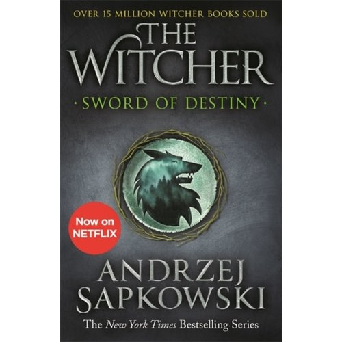 Andrzej Sapkowski Sword of Destiny: Tales of the Witcher