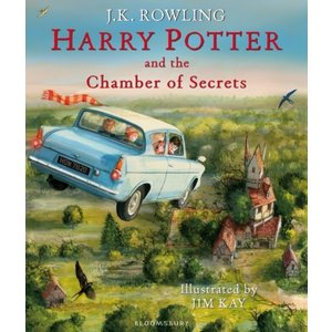 J.K. Rowling Harry Potter and the Chamber of Secrets - Illustrated Edition