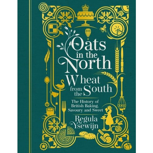 Regula Ysewijn Signed: Oats in the North, Wheat from the South