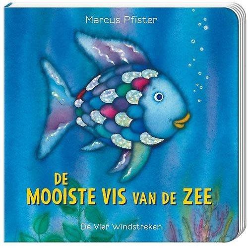 De mooiste vis van de zee - Klein kartonboek