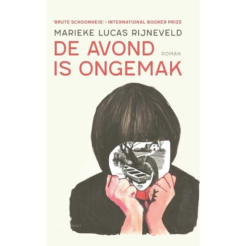 Marieke Lucas Rijneveld De avond is ongemak - Hardback