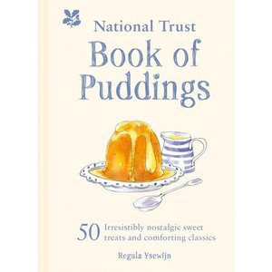 Regula Ysewijn Signed: The National Trust Book of Puddings