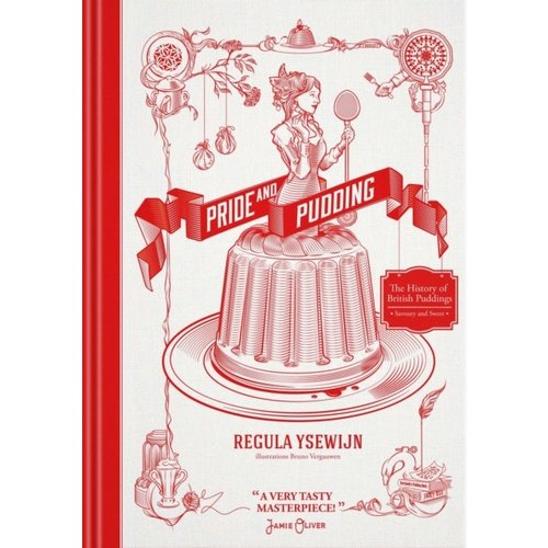 Regula Ysewijn Signed: Pride and Pudding (EN)