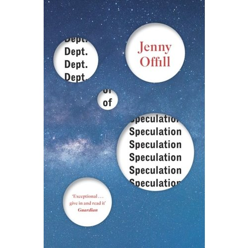 Jenny Offill Dept of Speculation