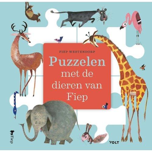 Fiep Westendorp Puzzelen met de dieren van Fiep