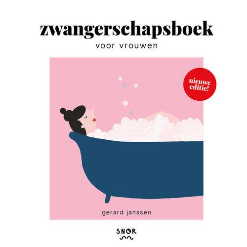 Gerard Janssen Zwangerschapsboek voor vrouwen