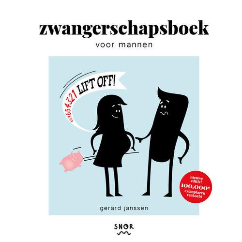 Gerard Janssen Zwangerschapsboek voor mannen