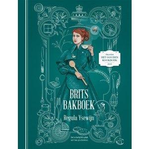 Regula Ysewijn Brits Bakboek (gesigneerd)