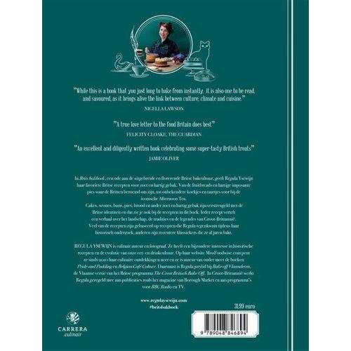 Regula Ysewijn Brits Bakboek