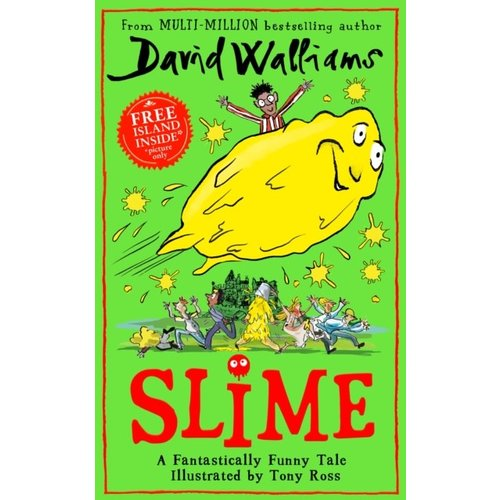 David Walliams Slime