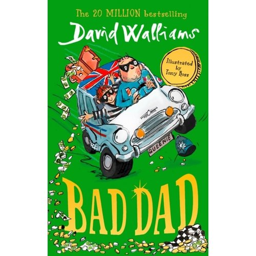 David Walliams Bad Dad