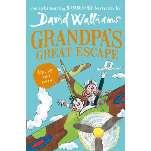David Walliams Grandpa's Great Escape
