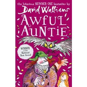 David Walliams Awful Auntie