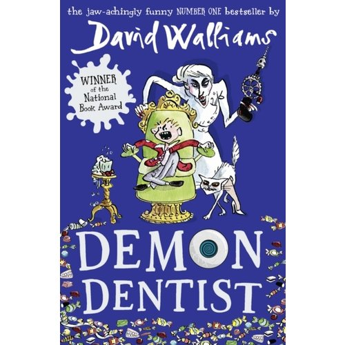 David Walliams Demon Dentist