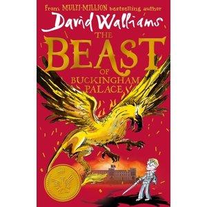 David Walliams The Beast of Buckingham Palace