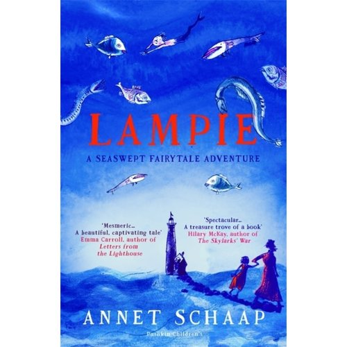 Annet Schaap Lampie: A Seaswept Fairytale Adventure