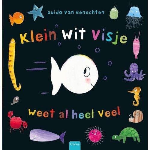 Guido Van Genechten Klein wit visje weet al heel veel