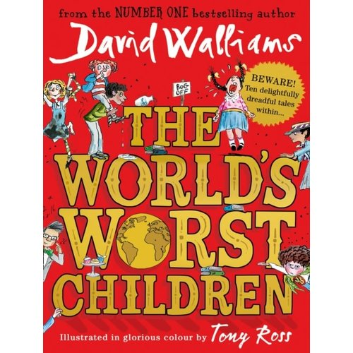 David Walliams The World's Worst Children