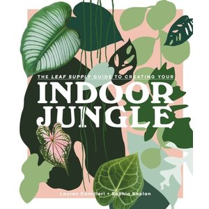Lauren Camilleri The Leaf Supply Guide to Creating Your Indoor Jungle