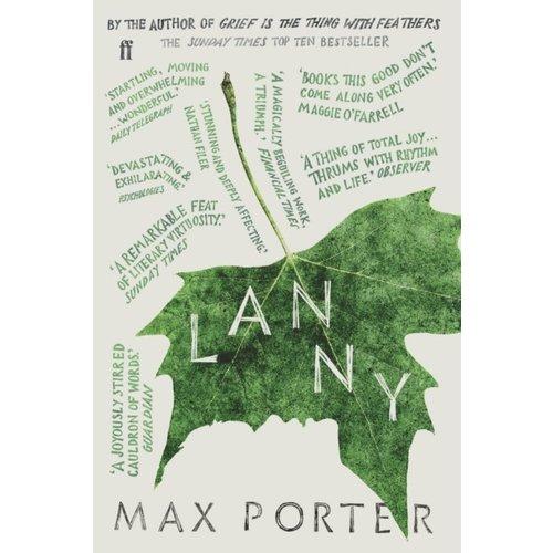Max Porter Lanny