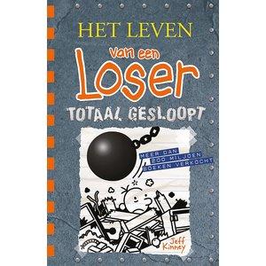 Jeff Kinney Het leven van een Loser 14: Totaal Gesloopt