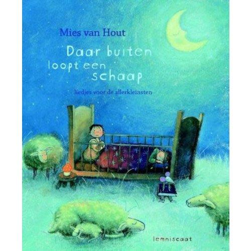 Mies Van Hout Daar buiten loopt een schaap