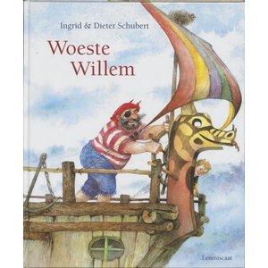 Ingrid Schubert Woeste Willem - Geef een prentenboek cadeau