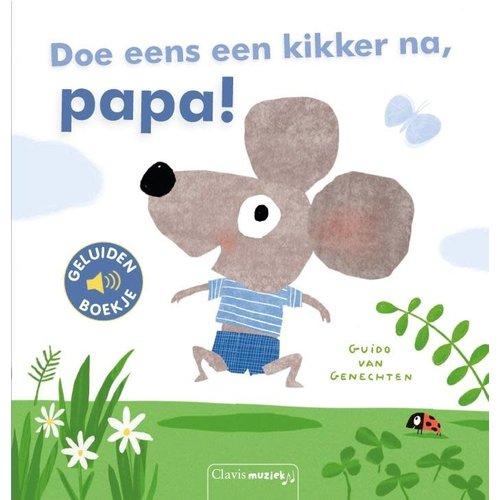 Guido Van Genechten Doe eens een kikker na, papa!