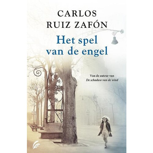 Carlos Ruiz Zafon Het spel van de engel